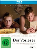 Der Vorleser (+ DVD) Poster