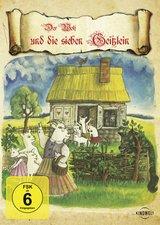 Der Wolf und die sieben Geißlein Poster