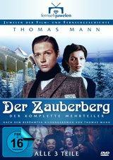 Der Zauberberg - Der komplette Mehrteiler (4 Discs, Langfassung) Poster
