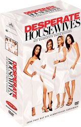 Desperate Housewives - Die komplette erste Staffel Poster