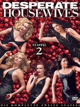 Desperate Housewives - Staffel 2: Die komplette zweite Staffel (7 DVDs) Poster