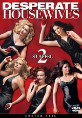 Desperate Housewives - Staffel 2, Erster Teil (4 DVDs) Poster