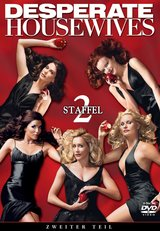 Desperate Housewives - Staffel 2, Zweiter Teil (4 DVDs) Poster