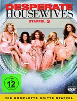 Desperate Housewives - Staffel 3: Die komplette dritte Staffel (6 DVDs) Poster