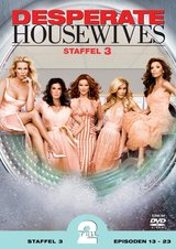Desperate Housewives - Staffel 3, Teil 2 (3 DVDs) Poster