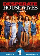 Desperate Housewives - Staffel 4, Teil 1 Poster