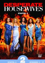 Desperate Housewives - Staffel 4, Teil 2 Poster