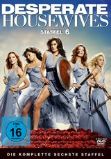 Desperate Housewives - Staffel 6: Die komplette sechste Staffel (6 Discs) Poster