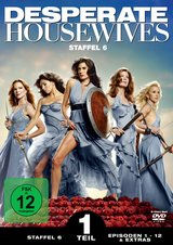 Desperate Housewives - Staffel 6, Teil 1 (3 Discs) Poster