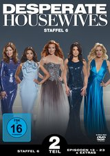 Desperate Housewives - Staffel 6, Teil 2 Poster