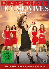 Desperate Housewives - Staffel 7: Die komplette siebte Staffel (6 Discs) Poster