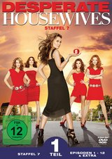 Desperate Housewives - Staffel 7, Teil 1 Poster