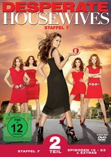 Desperate Housewives - Staffel 7, Teil 2 (3 Discs) Poster