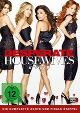 Desperate Housewives - Staffel 8: Die komplette achte und finale Staffel (6 Discs) Poster