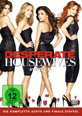 Desperate Housewives - Staffel 8: Die komplette achte und finale Staffel Poster