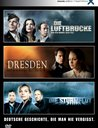 Deutsche Geschichte: Die Luftbrücke - Nur der Himmel war frei / Die Sturmflut / Dresden (6 DVDs) Poster