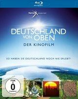 Deutschland von oben Poster
