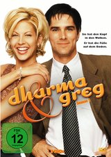 Dharma & Greg - Season 1 (3 DVDs) Poster