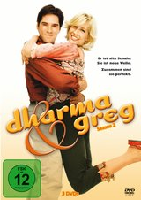 Dharma & Greg - Season 2 (3 DVDs) Poster