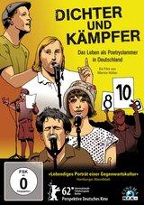 Dichter und Kämpfer: Das Leben als Poetryslammer in Deutschland Poster