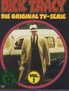 Dick Tracy, Vol. 1 (Episoden 1-4) Poster