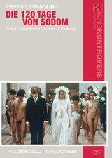 Die 120 Tage von Sodom Poster