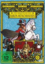 Die Abenteuer des Baron Münchhausen (20th Anniversary Edition, 2 DVDs) Poster