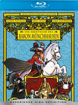 Die Abenteuer des Baron Münchhausen (20th Anniversary Edition) Poster