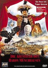 Die Abenteuer des Baron Münchhausen Poster