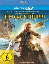 Die Abenteuer von Tim und Struppi - Das Geheimnis der Einhorn (Blu-ray 3D, 2 Discs) Poster