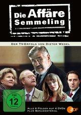 Die Affäre Semmeling (4 Discs) Poster