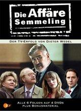 Die Affäre Semmeling (4 DVDs) Poster
