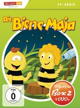 Die Biene Maja - Box 2 (4 Discs) Poster