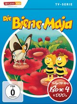 Die Biene Maja - Box 4 (4 Discs) Poster