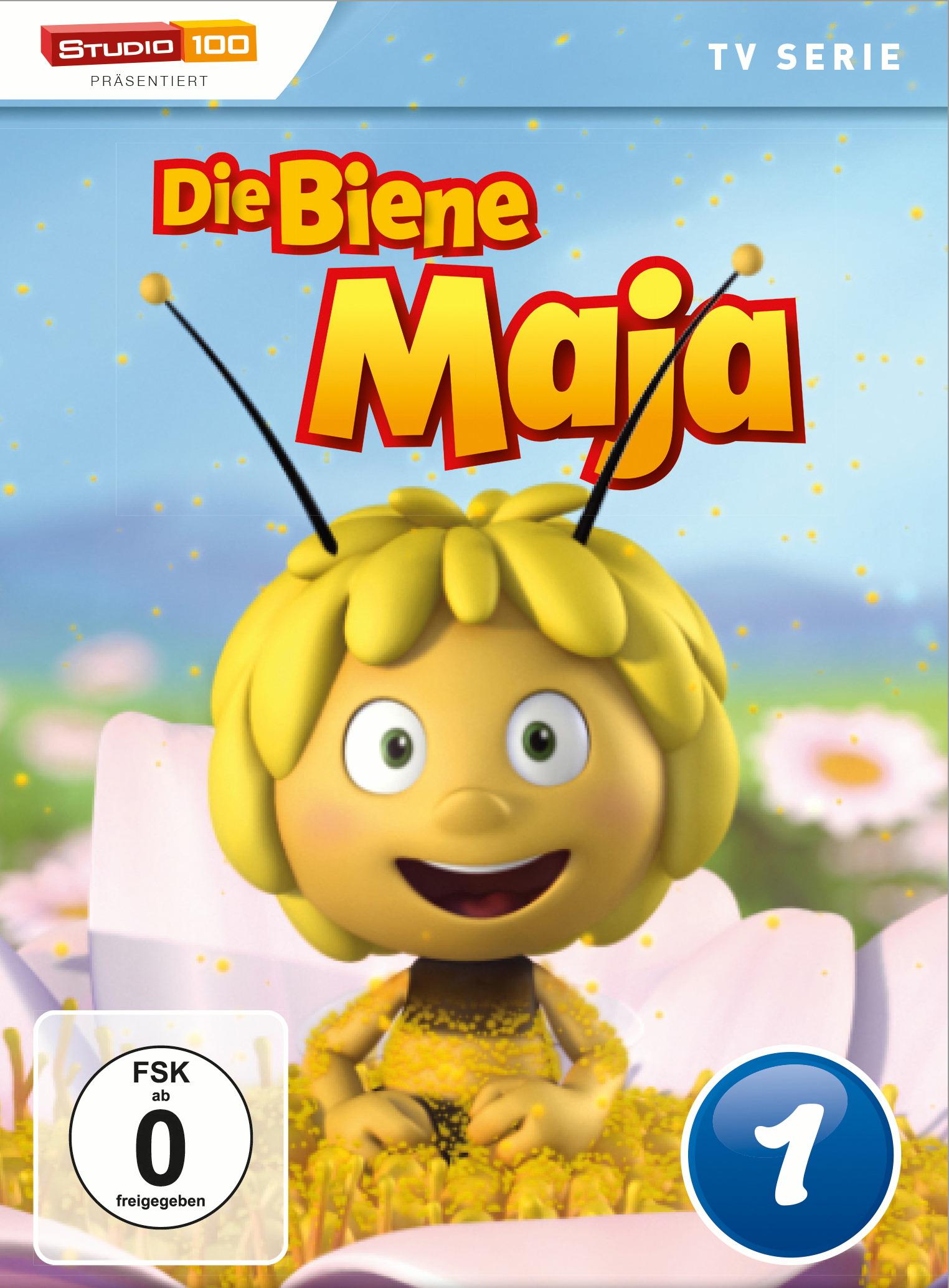 Die Biene Maja - DVD 01 Poster