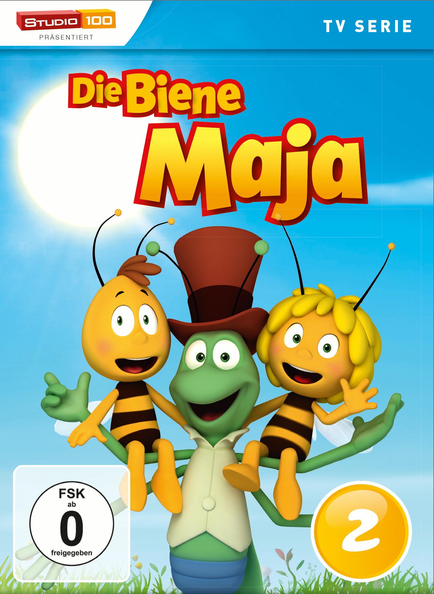 Die Biene Maja - DVD 02 Poster