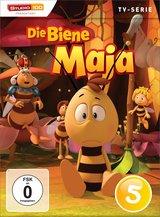 Die Biene Maja - DVD 05 Poster