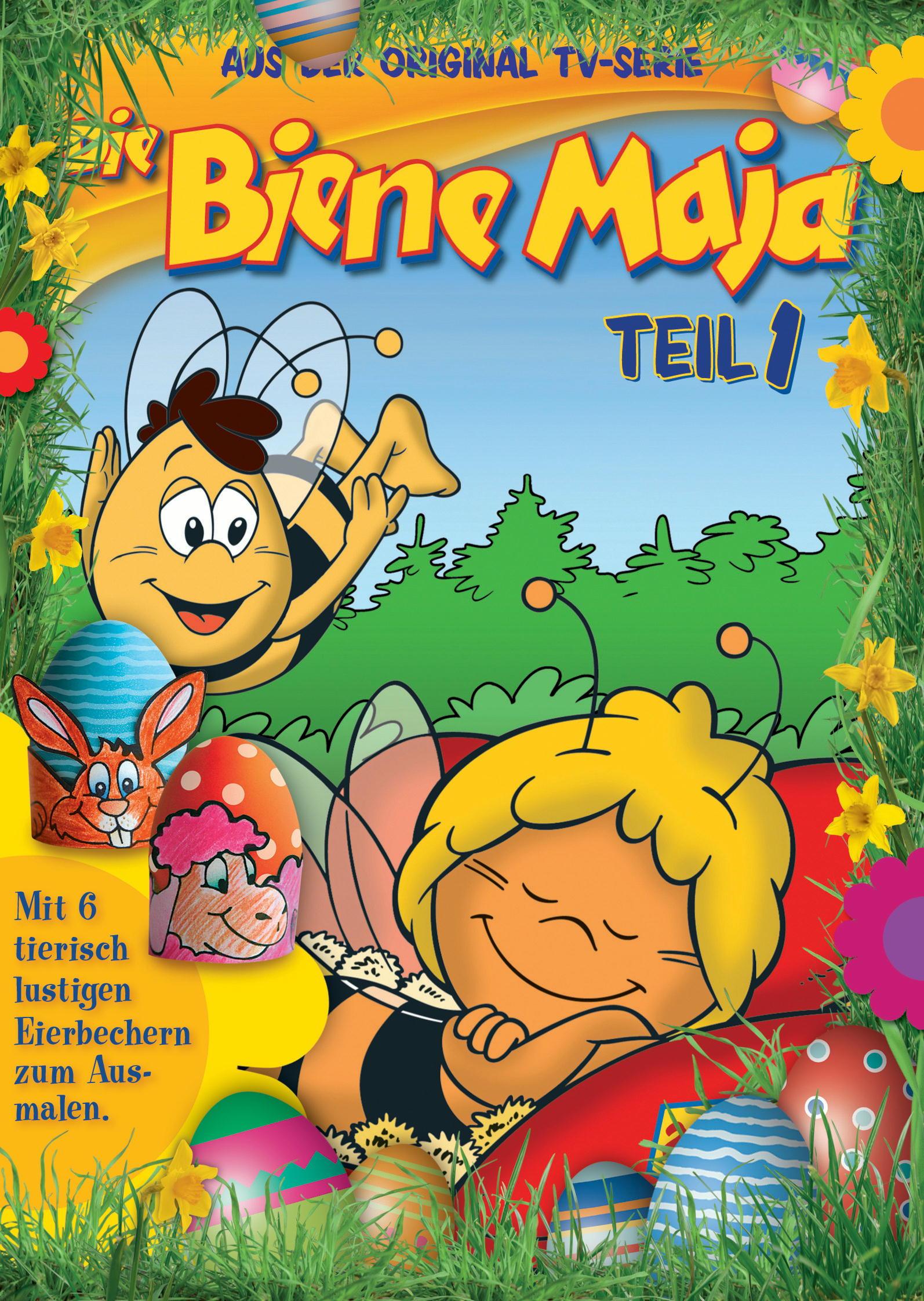 Die Biene Maja - Teil 1 (2 DVDs) Poster