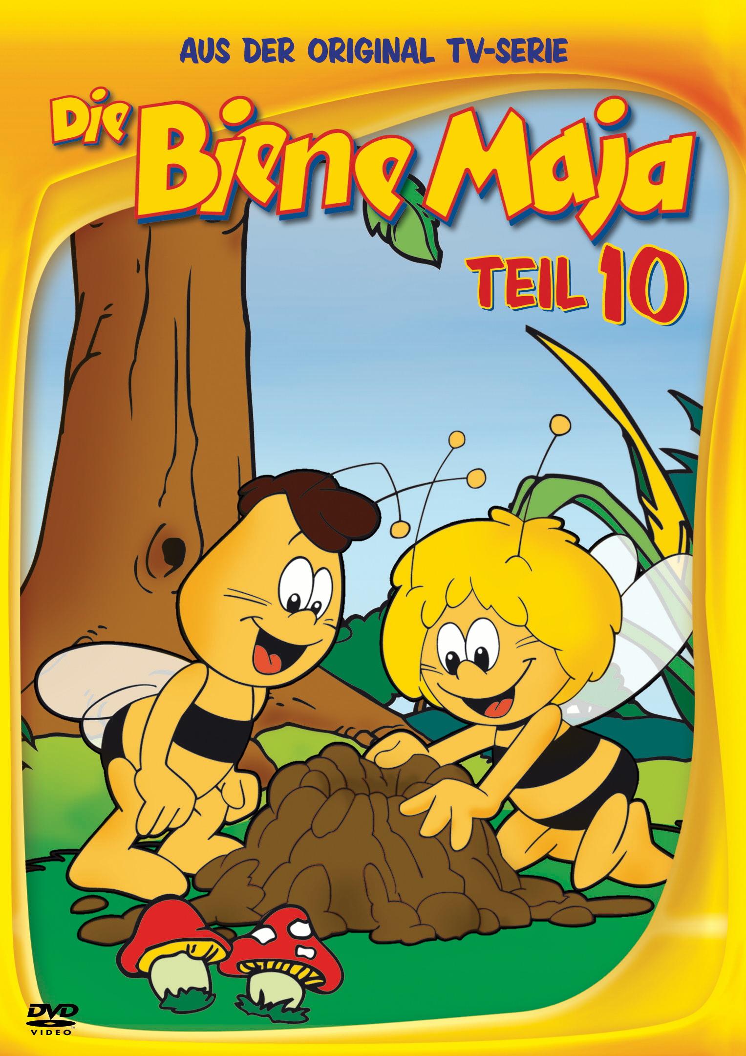 Die Biene Maja - Teil 10 Poster
