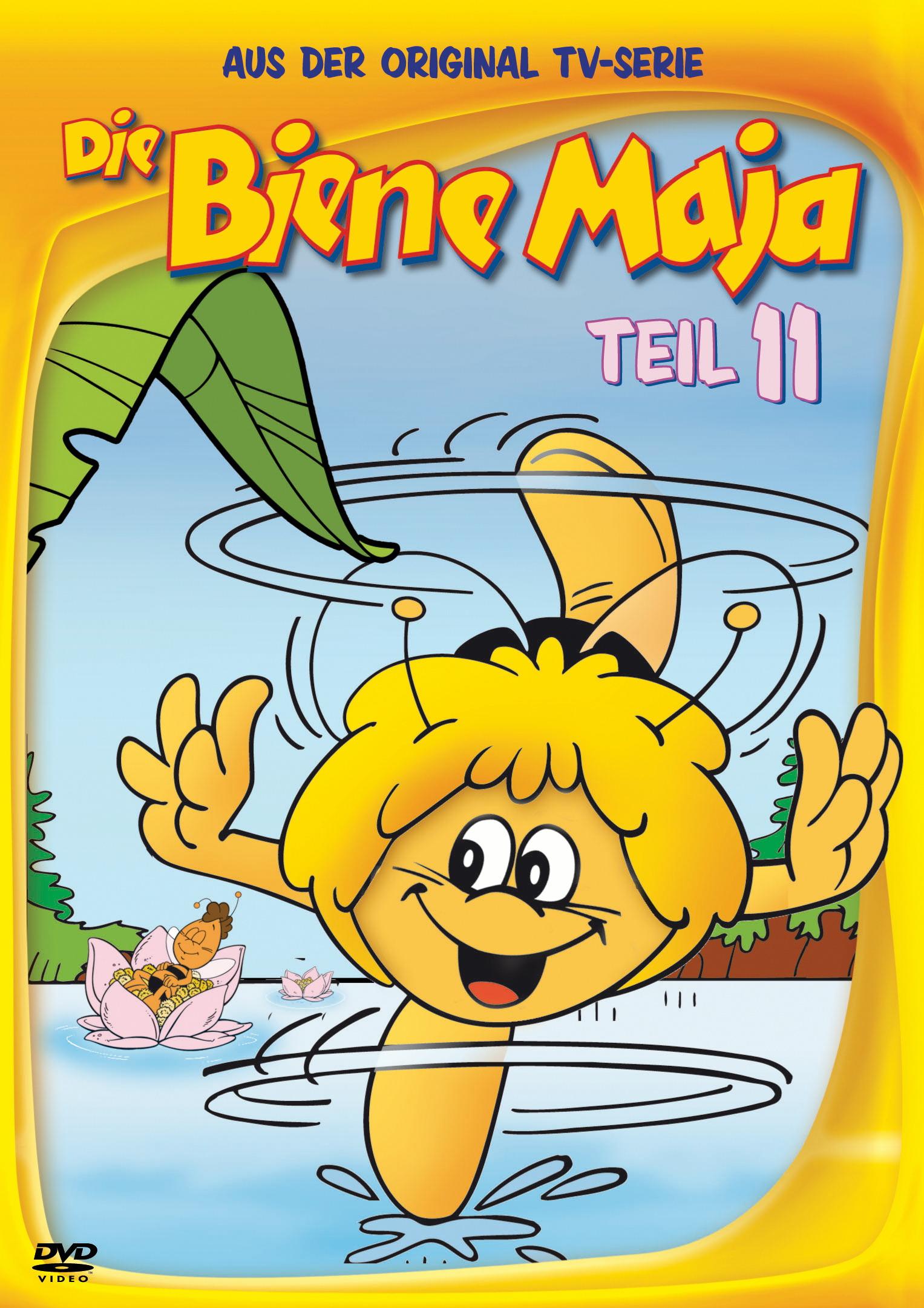 Die Biene Maja - Teil 11 Poster