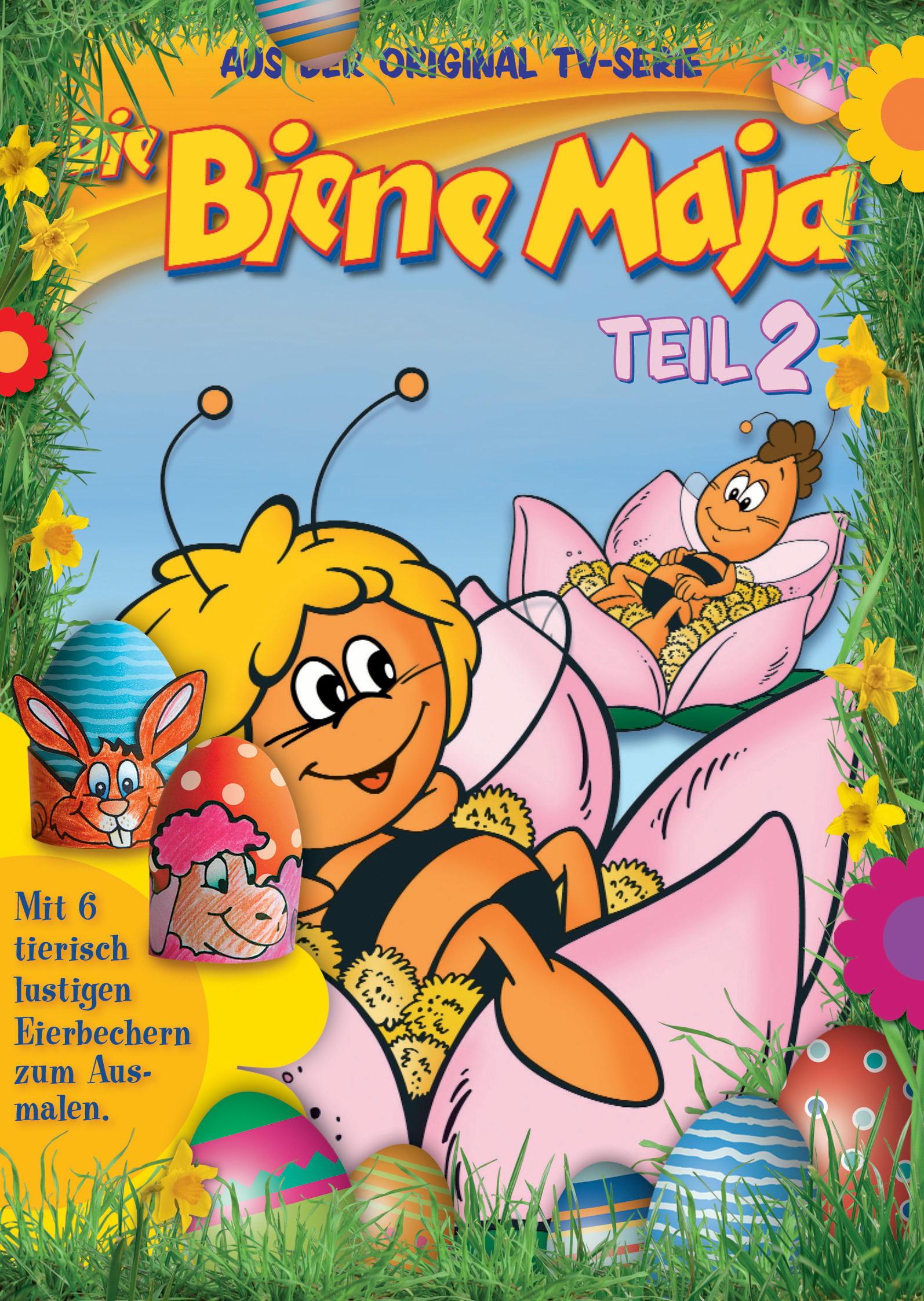Die Biene Maja - Teil 2 Poster