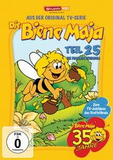 Die Biene Maja - Teil 25, Episoden 101-104 Poster