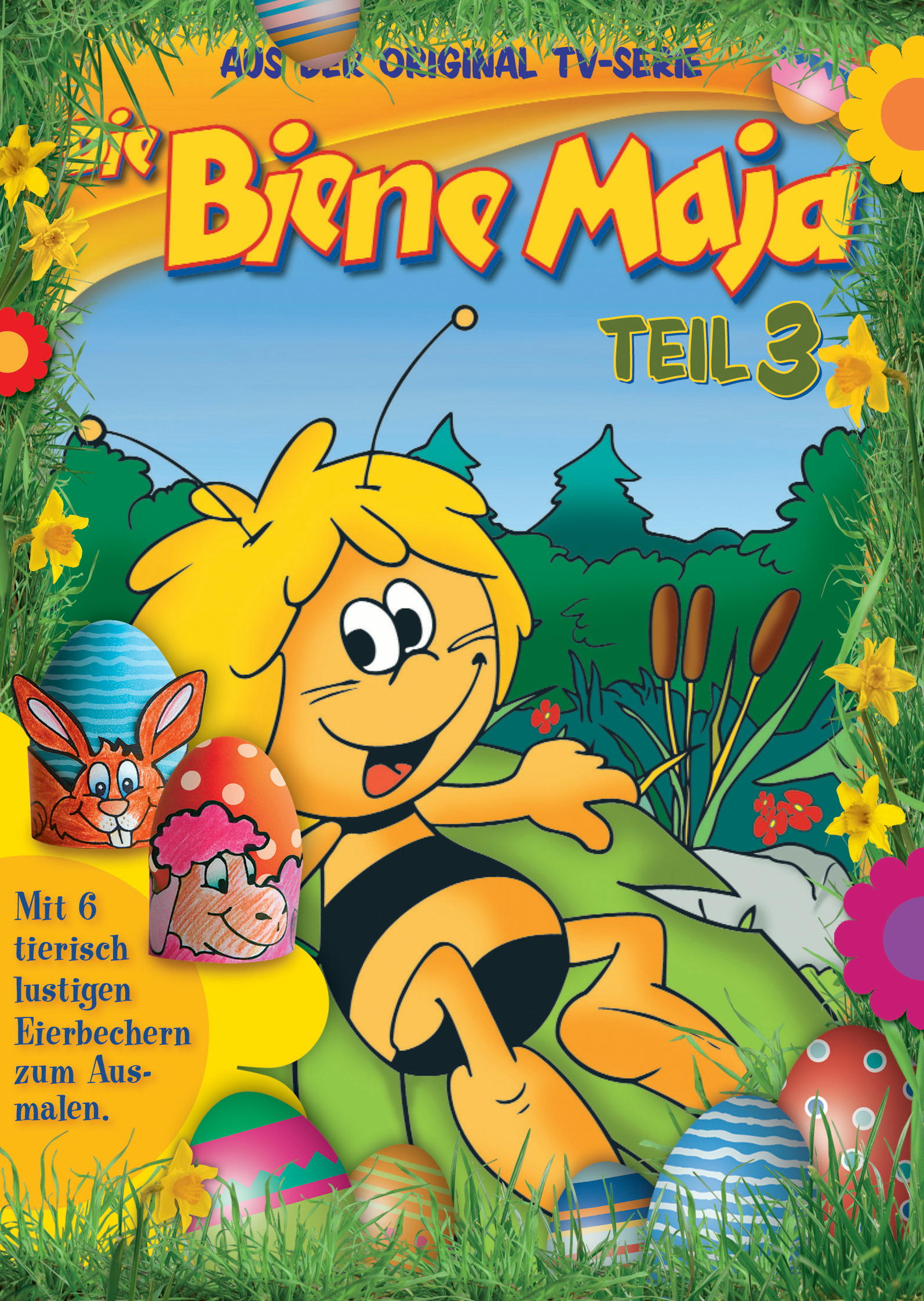 Die Biene Maja - Teil 3 Poster