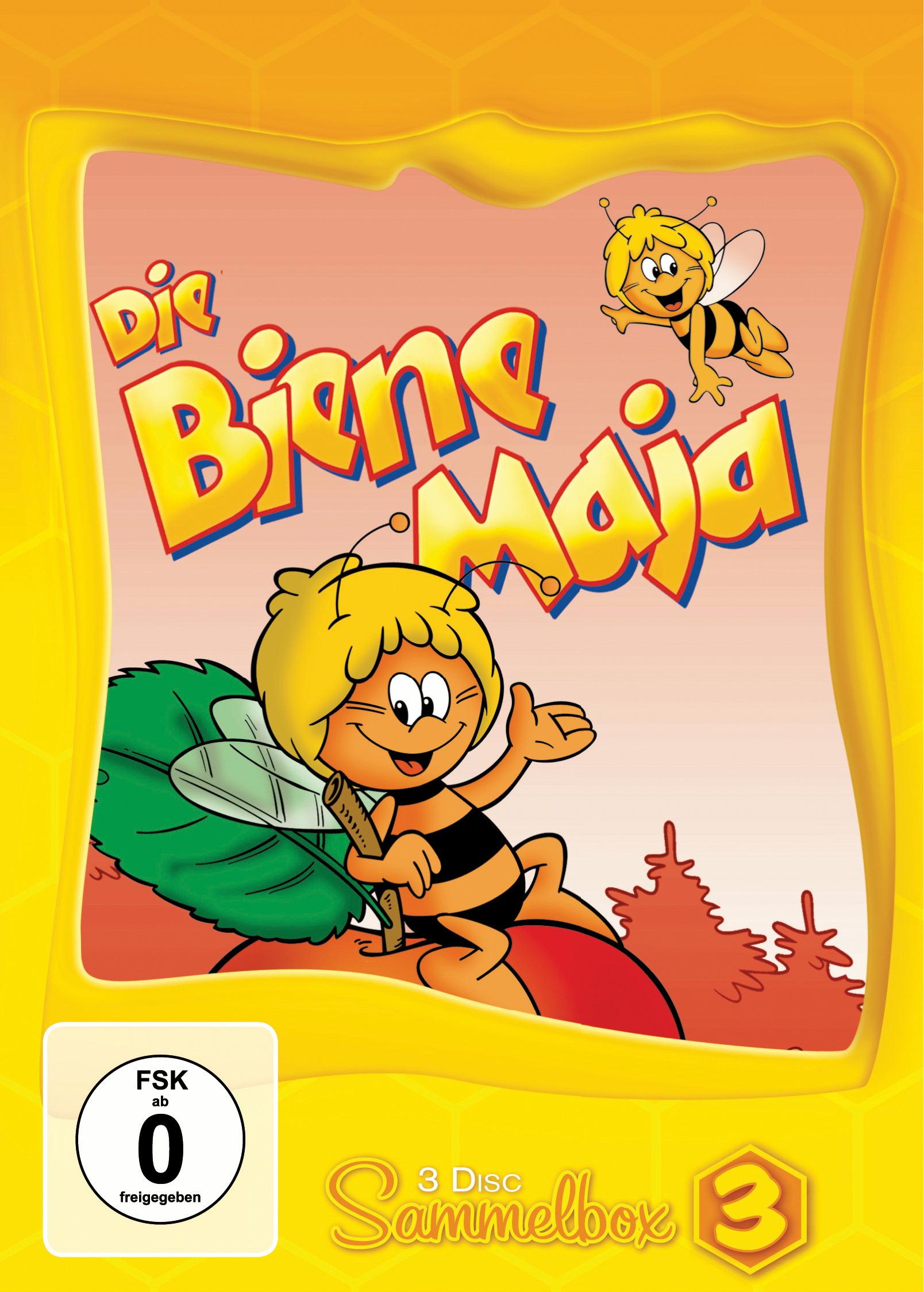 Die Biene Maja - Teil 3 (Special Edition, 3 DVDs) Poster