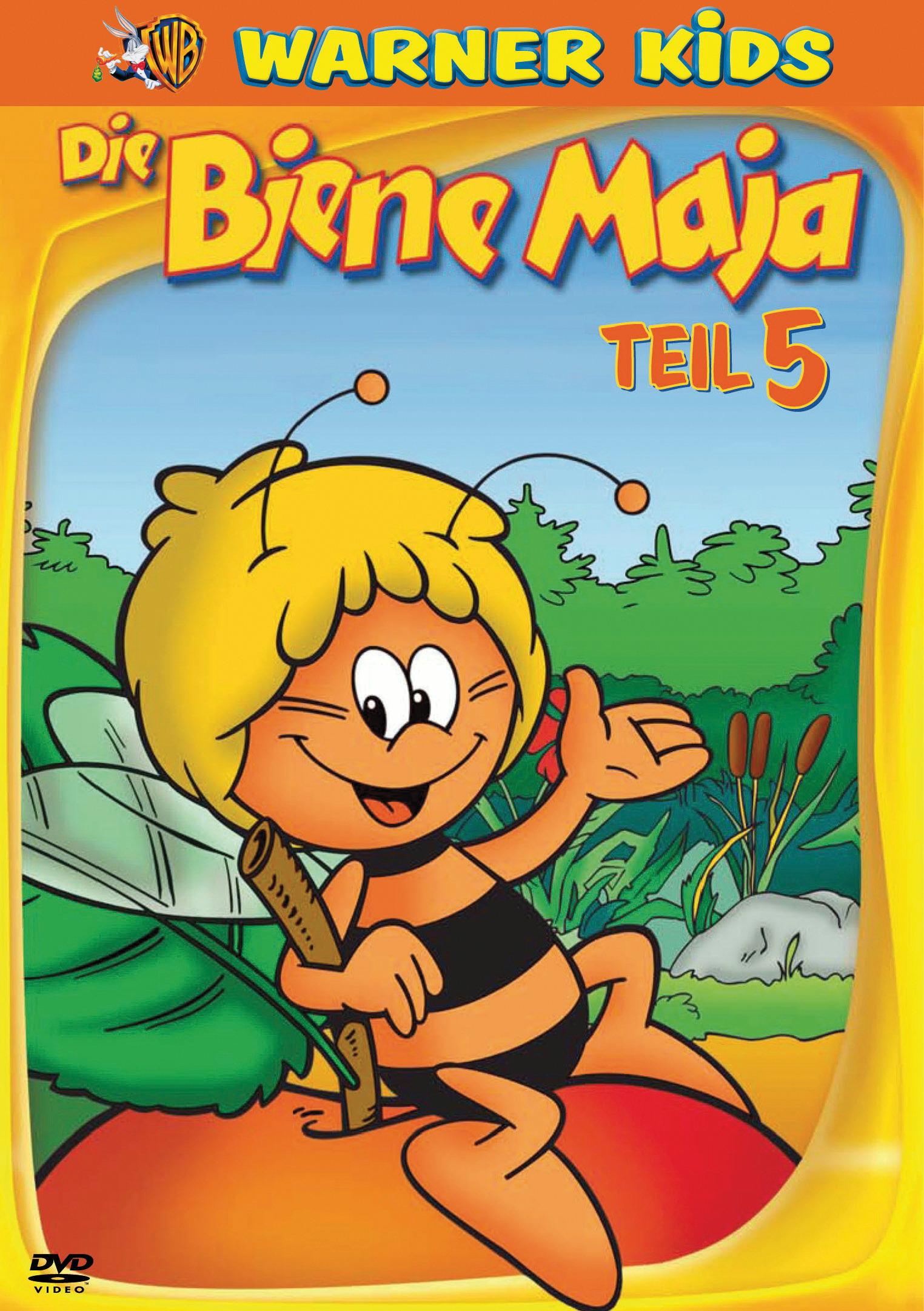Die Biene Maja - Teil 5 Poster