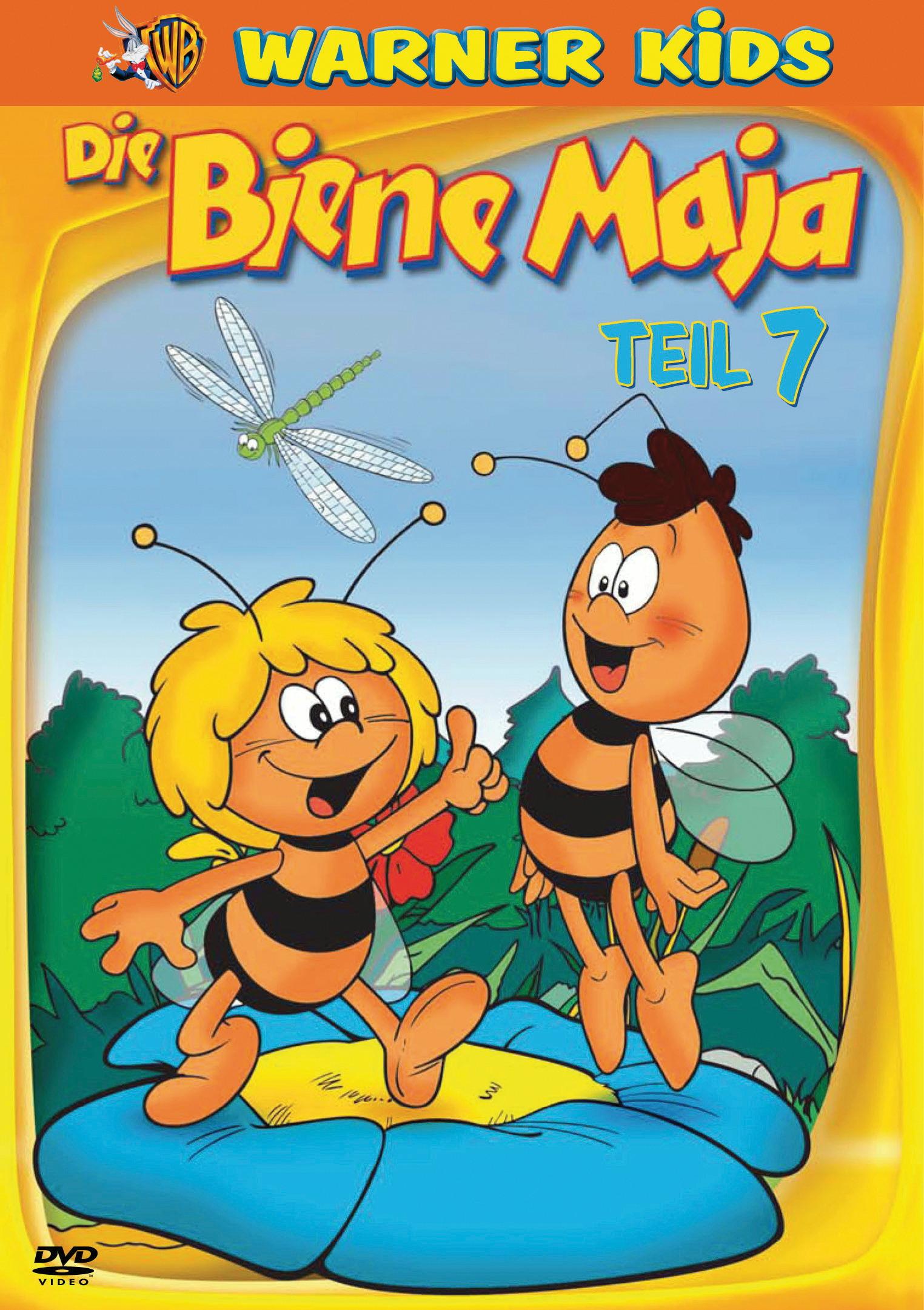 Die Biene Maja - Teil 7 Poster