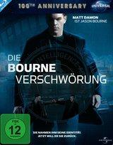 Die Bourne Verschwörung (Steelbook) Poster