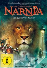 Die Chroniken von Narnia: Der König von Narnia (Einzel-DVD) Poster