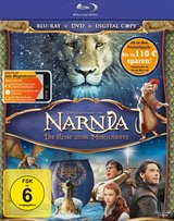 Die Chroniken von Narnia: Die Reise auf der Morgenröte (+ DVD, inkl. Digital Copy) Poster