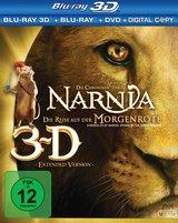 Die Chroniken von Narnia: Die Reise auf der Morgenröte (Blu-ray 3D, + Blu-ray 2D, + DVD, inkl. Digital Copy, Extended Version) Poster